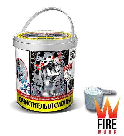 Очиститель дымохода и печей (1 кг)